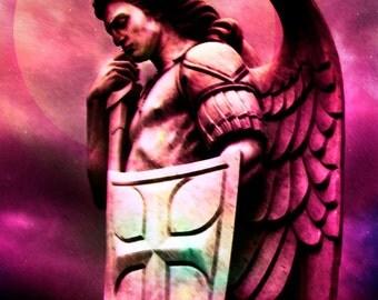 1 Question Archangel Michael Reading