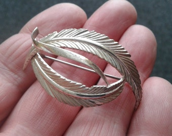 Vintage 1950's/1960's 925 SILVER BROOCH - Swedish?