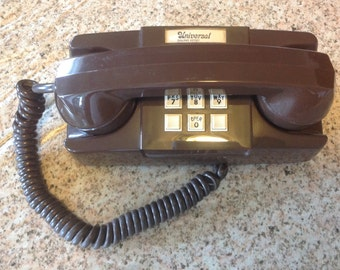 Rare Vintage AE/GTE Starlite Touch Tone Phone/Telephone- Look Closely