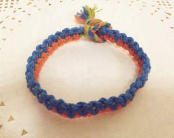Handmade Thread Bracelet_OR