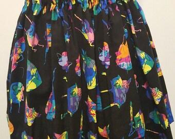 Adventure Time Skirt w/Pockets