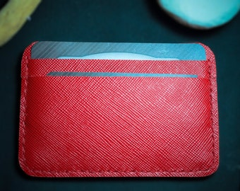 leather cardcase