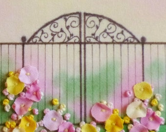 By the Garden Gate