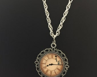 Petra Pan Frozen in Time Necklace