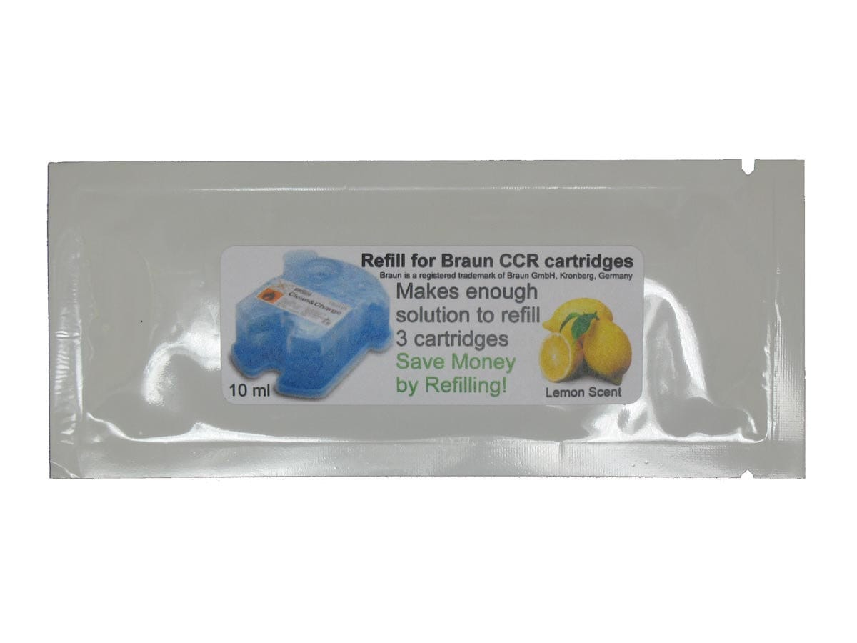 Is it ok to refill braun cleaning cartridges home design for Renew home designs reviews