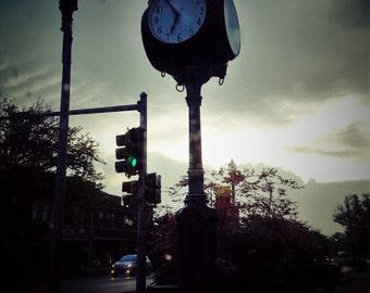 Clock Photography