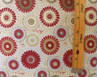 Marshall Dry Goods Lucky Medallion #10, MDG, quilting fabric