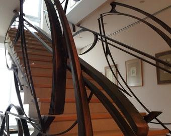 Handmade Stair Railings