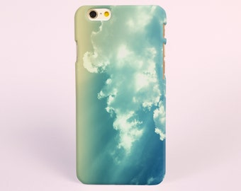 Holy Sky Blue iPhone 7 Case, iPhone 7 plus Case, iPhone 6 Plus Case, iPhone 6 Case, iPhone 6s Case, Tough iPhone Cases, phone case God Love