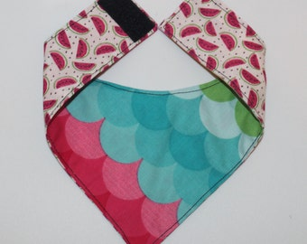 Rainbow Watermelon Pet Bandana