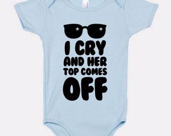 Breastfeeding Onesie/Bodysuit
