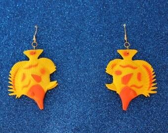 Tropical Fish Earrings