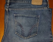 Hollister Size 7L Stretch Jeans