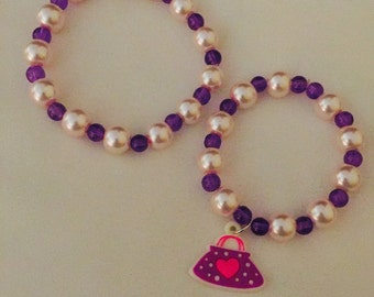 Mothers and Daughter Bracelet