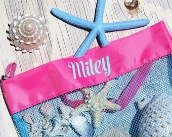 Personalized Large Beach Bag