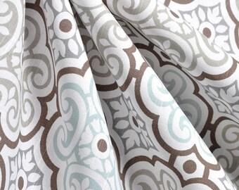 Light brown curtain | Etsy