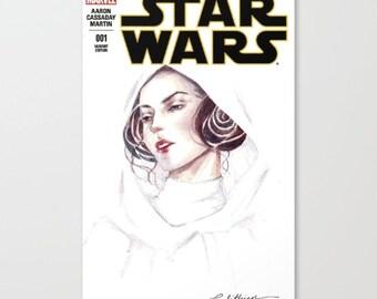 Original Star Wars Princess Leia Variant Cover