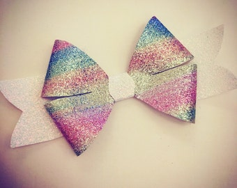 Large butterfly bow