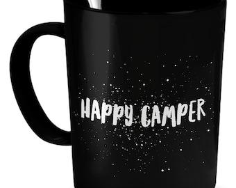 Best Camping Mug - Happy Camper - Camping Cups