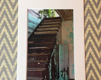 abandon stair case