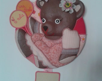 Stitchable-20% off (to do), the line bears girl there's also matching bag