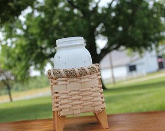 Mason Jar/Vase Basket