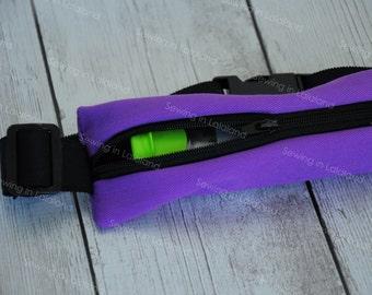 Epipen case, epi pen case, epi pen, epipen holder, epipen belt, epipen pouch, epi pen pouch, epi pen carrier, epipen carrier, purple