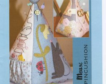 Mouse Pincushion Pattern