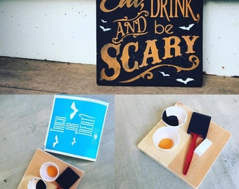 DIY Sign Kit