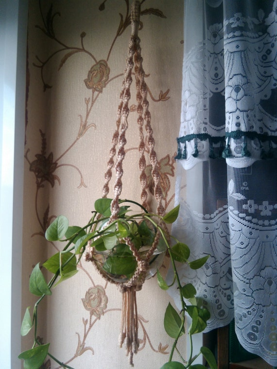 Indoor Plant Hanger Macrame Plant Holder For By
