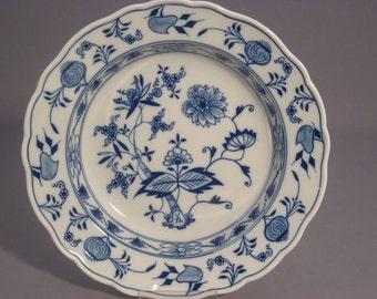 Meissen soup plate Knauf-Time 23,5 cm