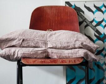 Linen pillow covers - linen pillow - linen pillowcase - linen pillow shams - linen pillow cover - pillow case - pillow shams - linen bedding