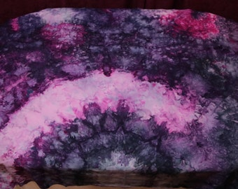 Hand Dyed Fabric 13