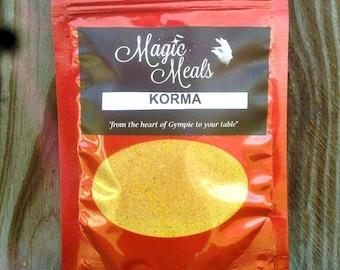 Magic Meals Korma Curry Powder (Mild)