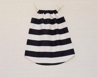 Stripe Nautical Dress