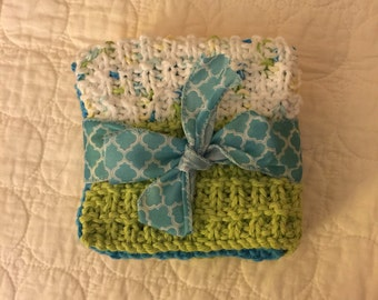 Baby Washcloths (Set of Two)