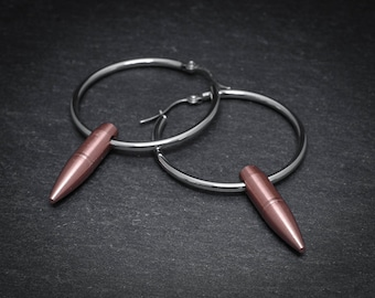 P R O D I G Y Bullet Earrings