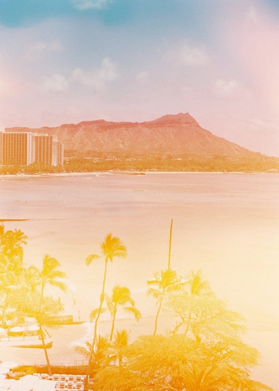 Diamond Head Light Leak