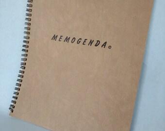 MEMOGENDA