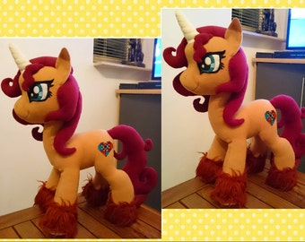 XL Pony Plush