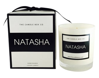Personalised Candle, personalise name, personalise message,  gifts for mother, gifts for girlfriend, gifts, quote candle,