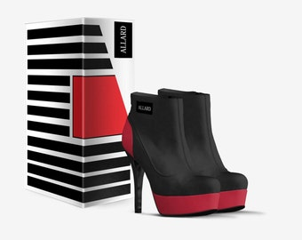 Ankle Boot Platform Stiletto Design 26