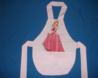 Small Child Disney Princess Apron