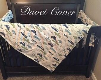 Crib Duvet Cover