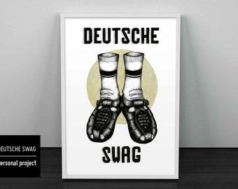 Illustration - Deutsche Swag