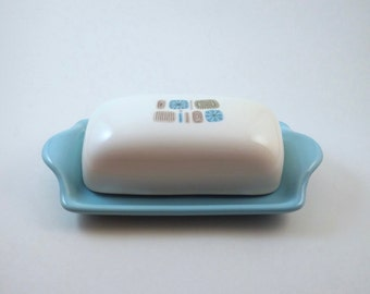 Temporama by Canonsburg Butter Dish