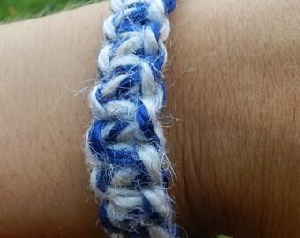 Threaded bracelet