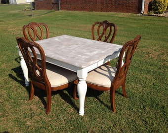 Upholstered Dining Chairs Available for Customization / Traditional Dining Chairs / Painted Dining Chairs / Formal Chairs
