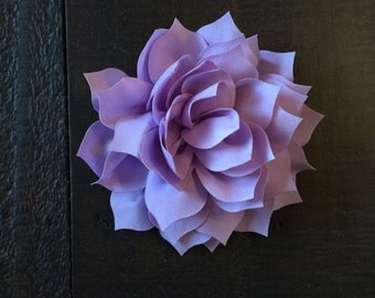 The Thelma Flower - LIGHT LAVENDER