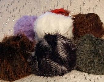 Stuffed Puffs - Star Trek Style Tribble - Tribbles
